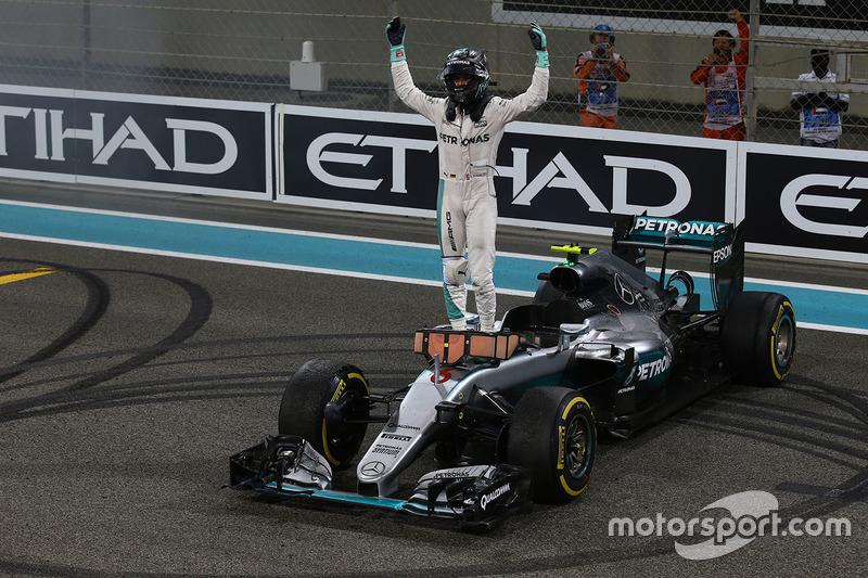 Campeón del mundo de Fórmula 1.
