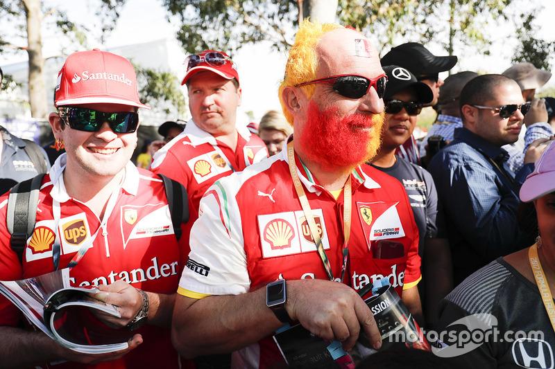 Ferrari-Fans