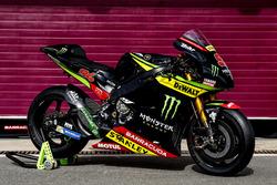Jonas Folger, Monster Yamaha Tech 3, bike