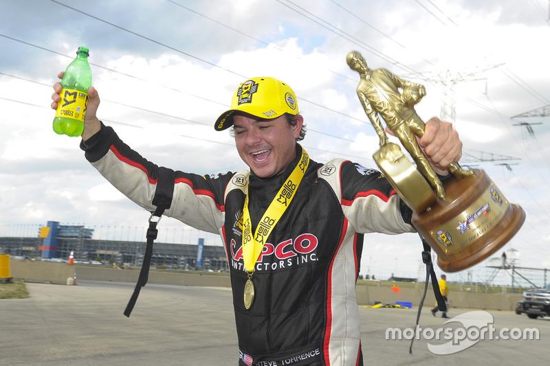 1. Top Fuel: Steve Torrence
