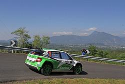 Umberto Scandola, Guido d'Amore, Skoda Fabia R5, Skoda Motor Sport Italia