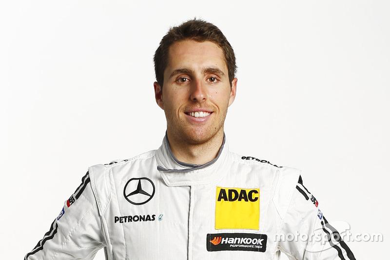 Daniel Juncadella, HWA-Mercedes