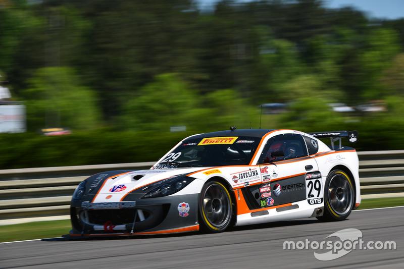 #29 Performance Motorsports Group, Ginetta GT4: Harry Gottsacker