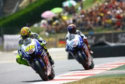 Валентино Росси, Yamaha Factory Racing, Хорхе Лоренсо, Yamaha Factory Racing