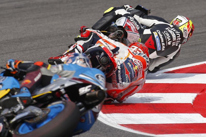 Marc Marquez, Repsol Honda Team, Xavi Fores, Avintia Racing, Jack Miller, Estrella Galicia 0,0 Marc VDS