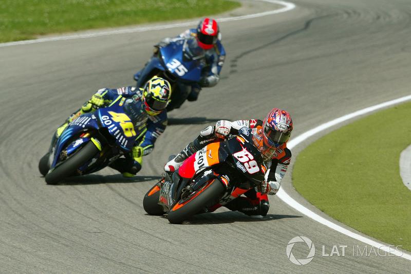 2004: Второй сезон в MotoGP