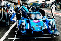 #4 Cool Racing by GPC, Ligier JS P3 - Nissan: Iradj Alexander, Alexandre Coigny