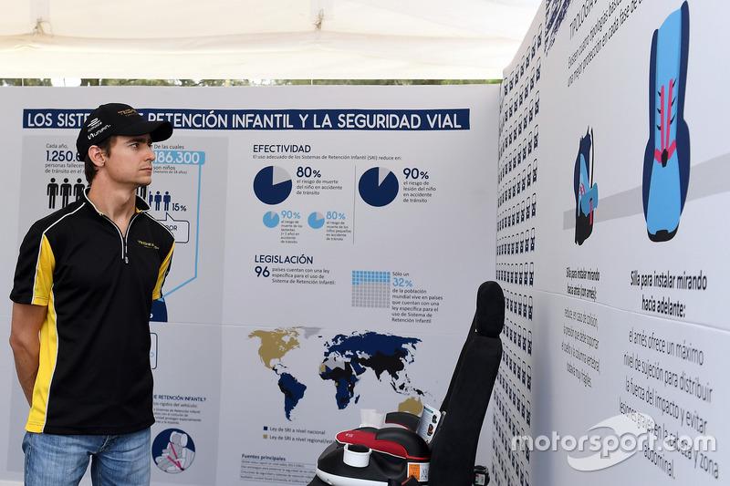 В Мехико в Формуле E дебютировал Эстебан Гутьеррес, заменивший Ма Циньхуа в Techeetah. Мексиканец провел всего три гонки и отправился в IndyCar