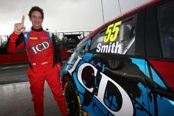 Pole: Jeff Smith, Eurotech Racing Honda Civic Type R
