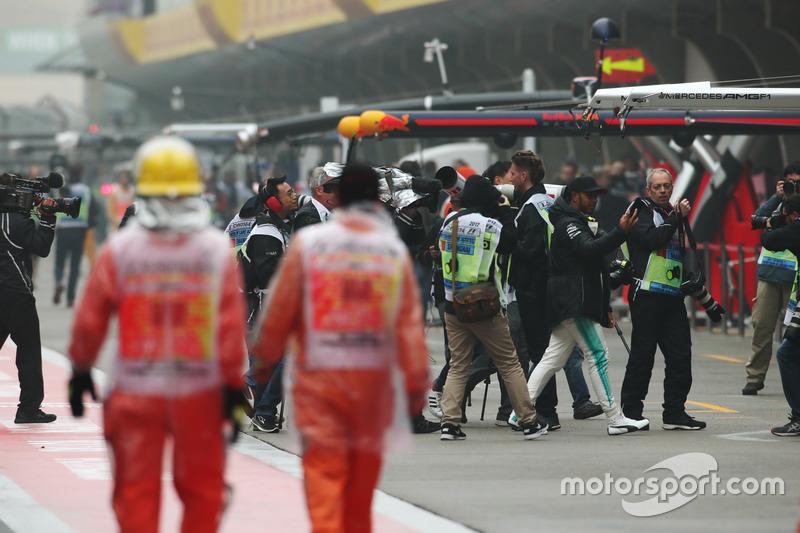 Lewis Hamilton, Mercedes AMG,