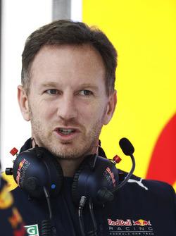 Christian Horner, Team Principal, Red Bull Racing