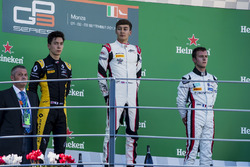 Podium: 1. George Russell, ART Grand Prix; 2. Jack Aitken, ART Grand Prix; 3. Anthoine Hubert, ART Grand Prix