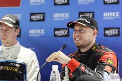 Persconferentie: Rob Huff, All-Inkl Motorsport, Citroën C-Elysée WTCC