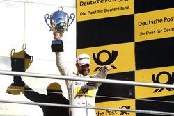 Podio: il terzo classificato Timo Glock, BMW Team RMG, BMW M4 DTM