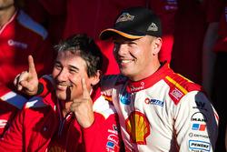 Ludo Lacroix, Team Penske Ford, Scott McLaughlin, Team Penske Ford