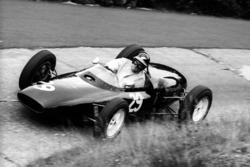 Tony Shelly, Lotus 18/21