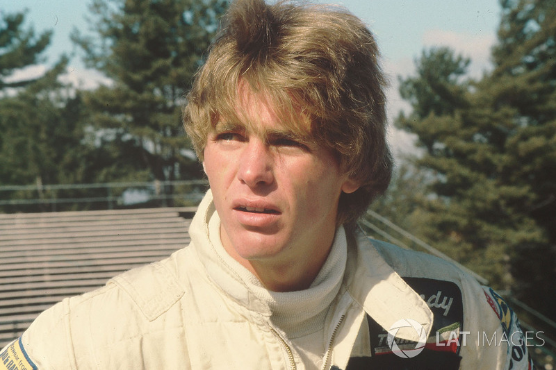 Mike Thackwell (1980-1984)
