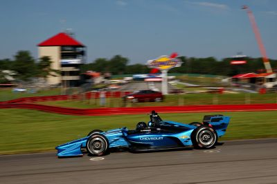 Essais de l'IndyCar 2018 à Mid-Ohio