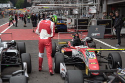 Мік Шумахер, Prema Powerteam, Dallara F317 - Mercedes-Benz