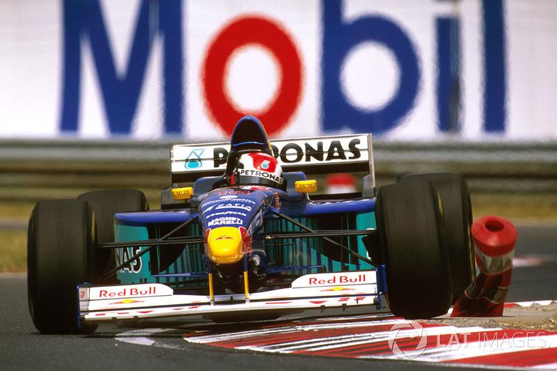 Джонні Херьерт, Sauber C16 Petronas Ferrari