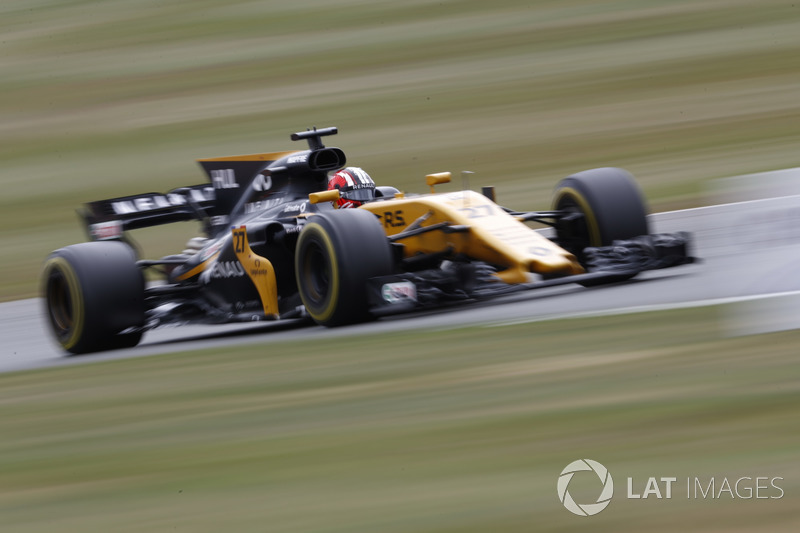 Ніко Хюлькенберг, Renault Sport F1 Team RS17
