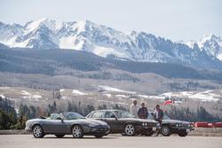 Jeremy Clarkson, Richard Hammond, James May in Colorado