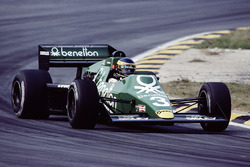 Michele Alboreto, Tyrrell Racing 012 Ford