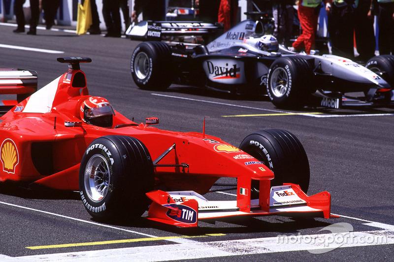 #27 GP de France 2000 (Ferrari F1-2000)