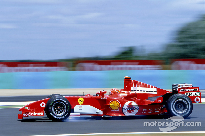 2005: Ferrari F2005