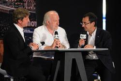 Bruno Vandestick, Pierre Fillon, ACO-Präsident, David Richards