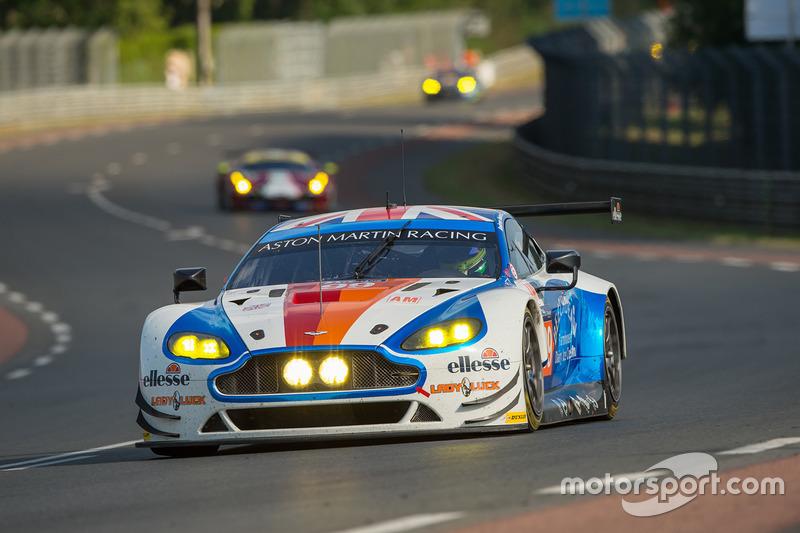 4. LMGTE-Am: #99 Beechdean AMR, Aston Martin Vantage GTE