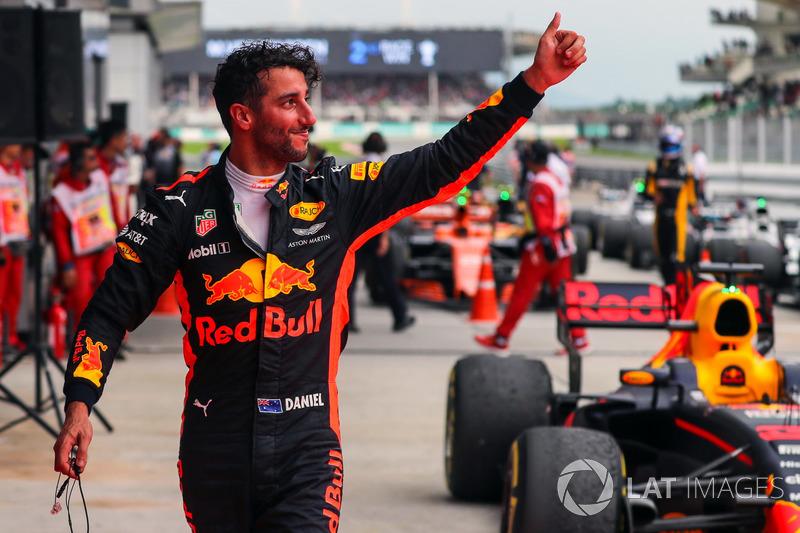 3e : Daniel Ricciardo (Red Bull Racing)