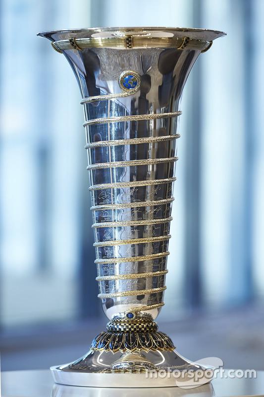 Trofeo FIA Fórmula 1 Campeonato Mundial de pilotos