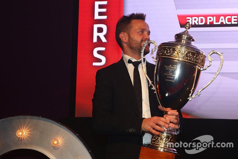 2016 Copa Pro-AM  pilotos, Giacomo Piccini, segundo lugar