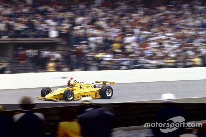 1984- Rick Mears