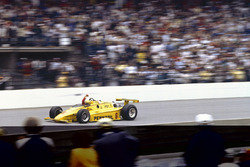 Race winner Rick Mears, March 84C Cosworth