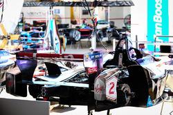 Auto von Sam Bird, DS Virgin Racing