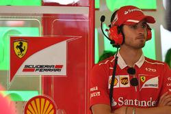 Antonio Giovinazzi, Ferrari Test Pilotu