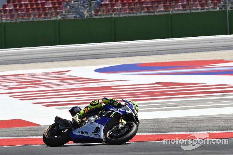 Валентино Россі, Movistar Yamaha MotoGP