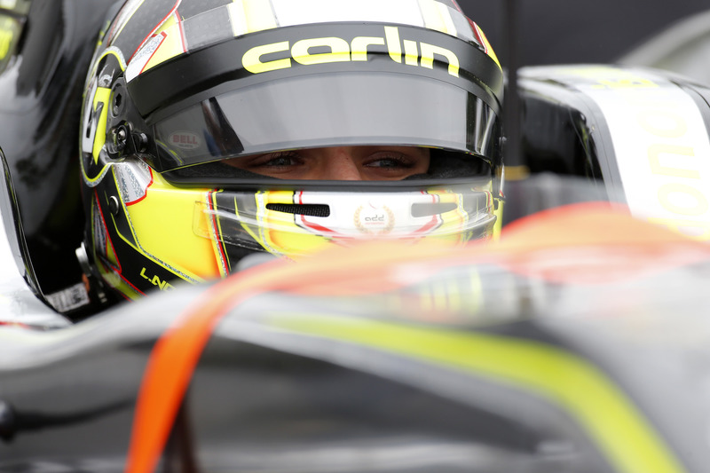 Ландо Норріс, Carlin Dallara F317 - Volkswagen