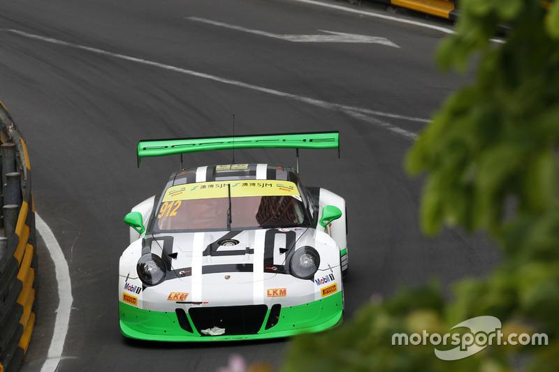 3. Kévin Estre, Manthey Racing, Porsche 911 GT3-R