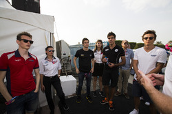 Emil Bernstorff, Arden International, Louis Delétraz, Carlin, Daniel de Jong, MP Motorsport & Artem Markelov, RUSSIAN TIME