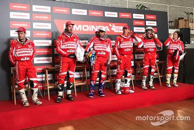 Himoinsa Racing Team presentation