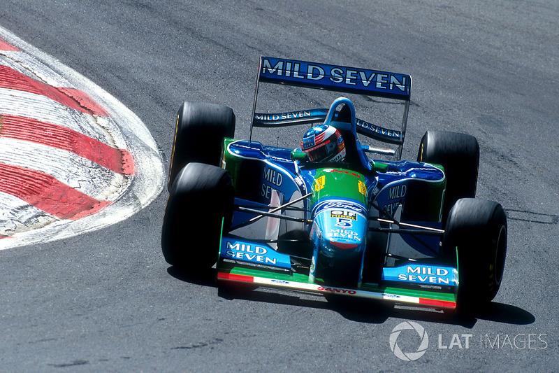 Michael Schumacher, Benetton B194 Ford