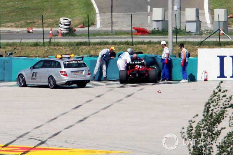 Hungaroring 2009: Felipe Massa