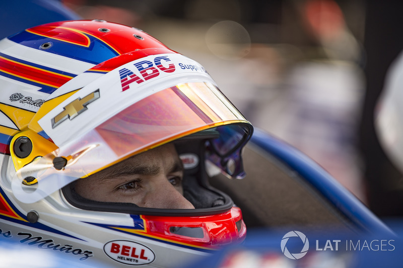 "Andretti Autosport: <img src=""https://cdn-8.motorsport.com/static/img/cfp/0/0/0/0/48/s3/colombia-2.jpg"" alt="""" width=""20"" height=""12"" />Карлос Муньос (№29, выступит только на Indy 500)"