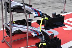 Williams FW40 nose detail