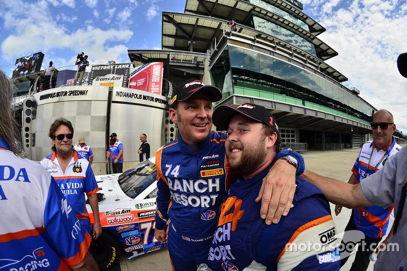 Gar Robinson and Shane Lewis, Robinson Racing