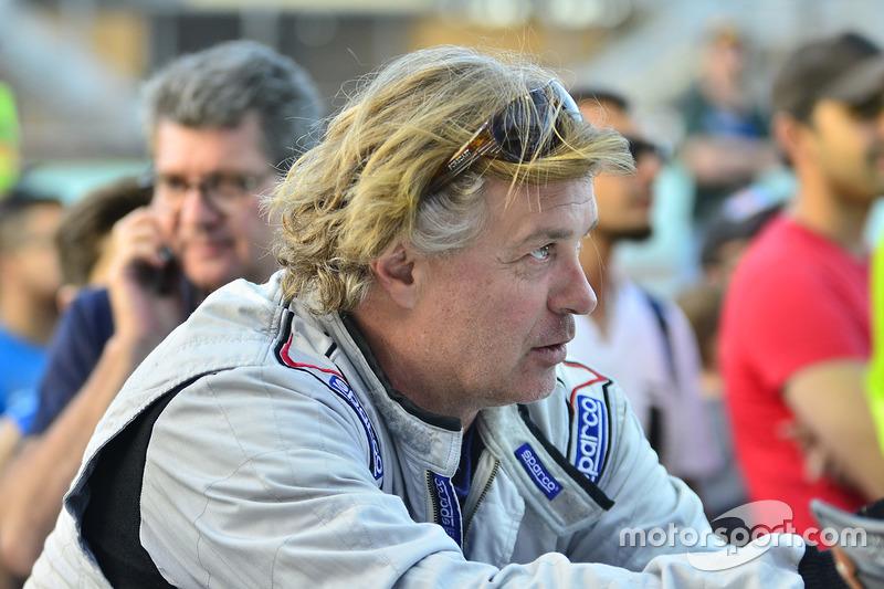 Warren Cooper de MGM Motorsport