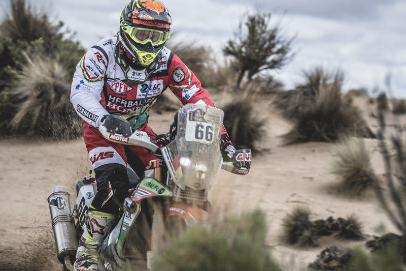 #66 Honda: Walter Nosiglia